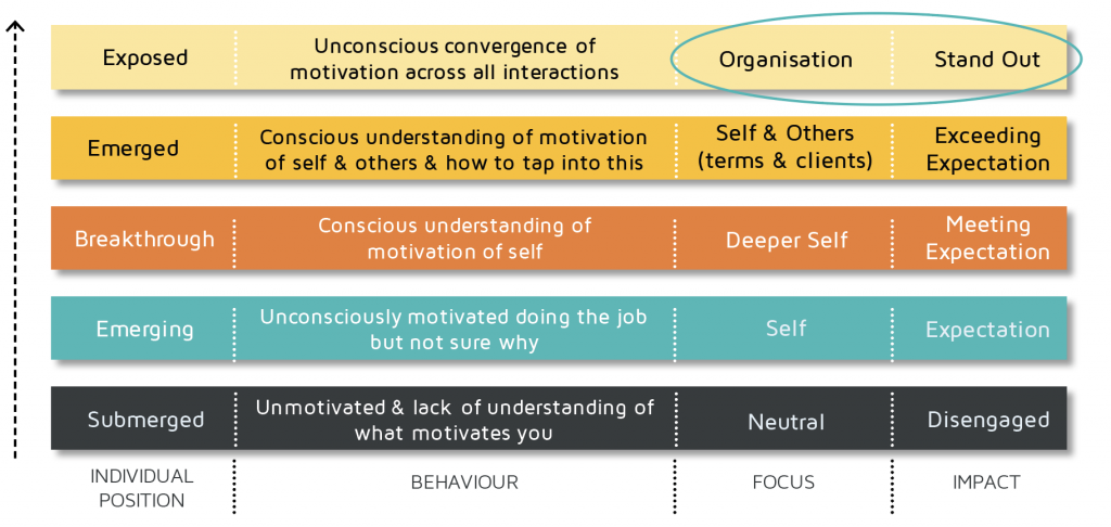 Mapping Motivation For Team Success