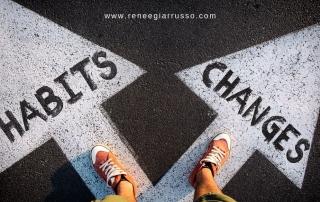 changes habits