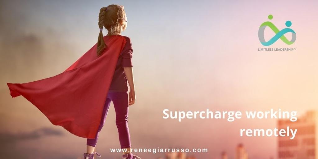 Supercharge Renée Giarrusso