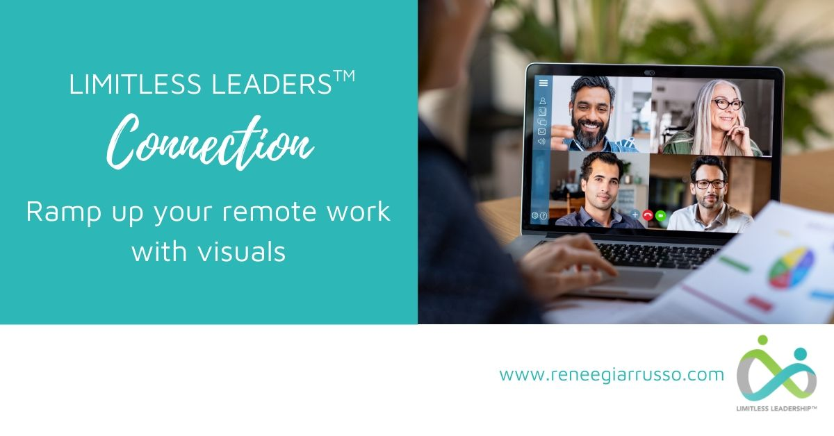 Limitless Leaders Ramp up your remote work with visuals
