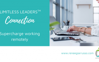 Limitless Leaders™ Connection: Supercharge Working Remotely Photo