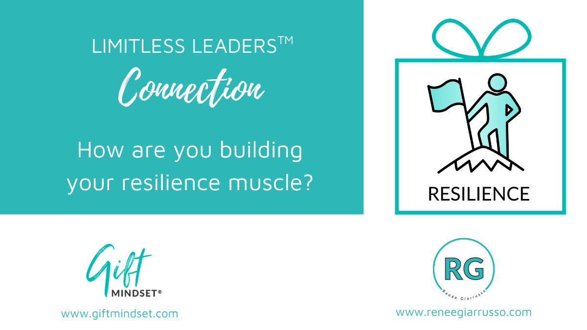 Renee Giarrusso - Resilience blog