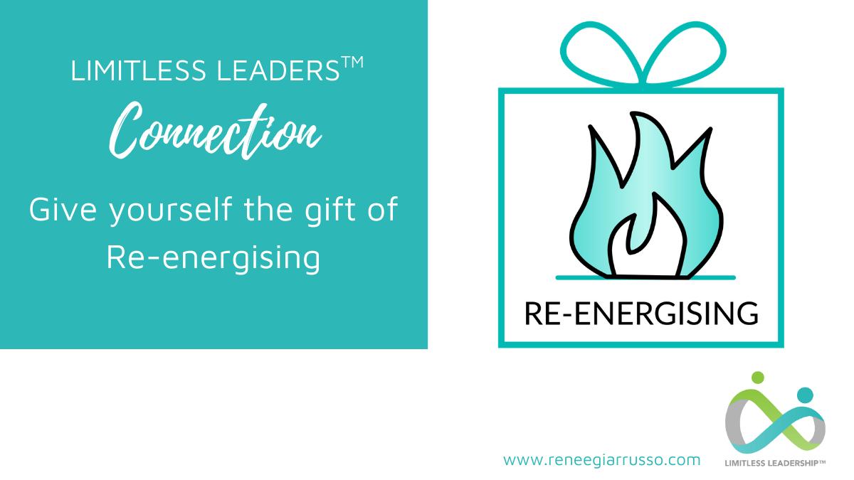Re-energising Renee Giarrusso