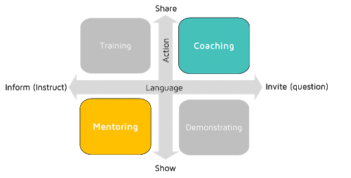 RG Dynamics - Coaching for Performance Model